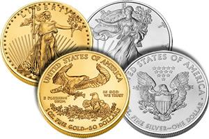 US Bullion Coins