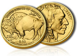 2011 Buffalo 24-Karat Bullion Gold Coin
